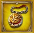 覇者のメダル