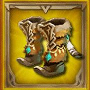 グリフォンの靴