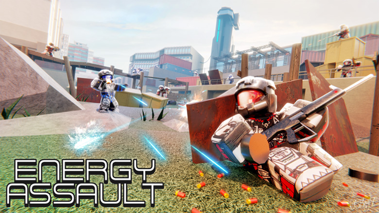 Energy Assault -エネルギーアサルト-